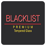 Jual Tempered Glass Anti Gores Layar Full Cover Merk Blacklist | WikaCell.com