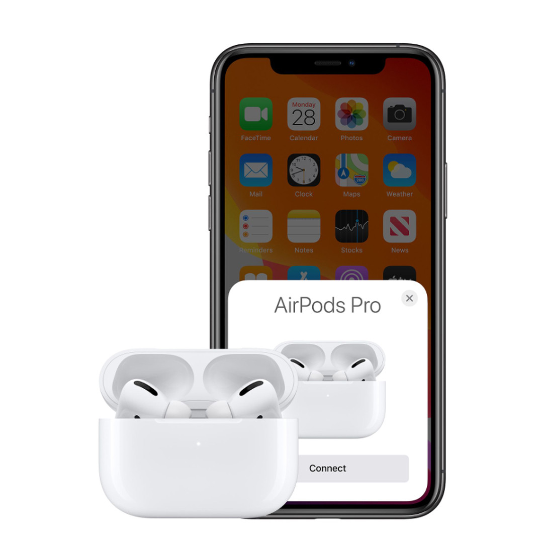 Apple Airpods Pro With Wireless Charging Case MWP22 - White