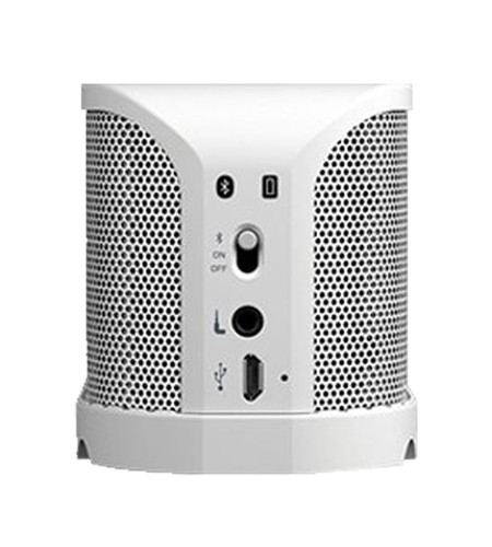Jabra Solemate Bluetooth Speaker - White