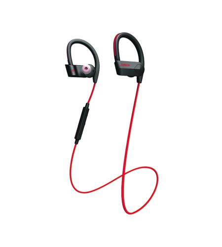 Jabra Sportspace Ote 24 Handsfree Bluetooth - Red