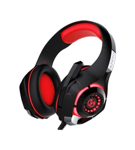 Mediatech MGH-01 Headset Gaming Strom - Red
