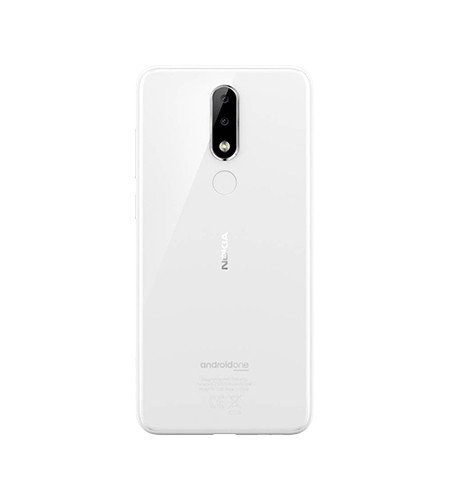 Nokia 5.1 Plus 3/32GB - White